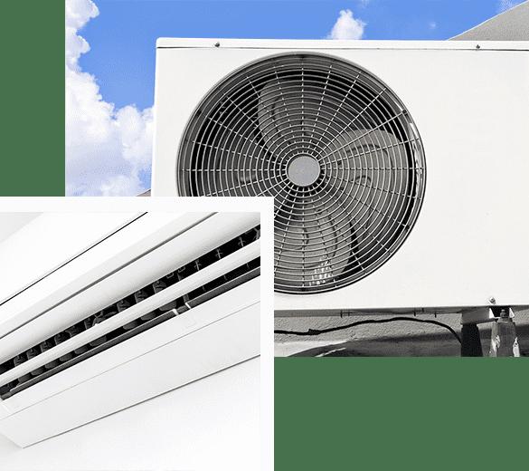 Climatisation r versible et pompe chaleur marcq en bar ul - Pompe a chaleur monobloc interieur ...